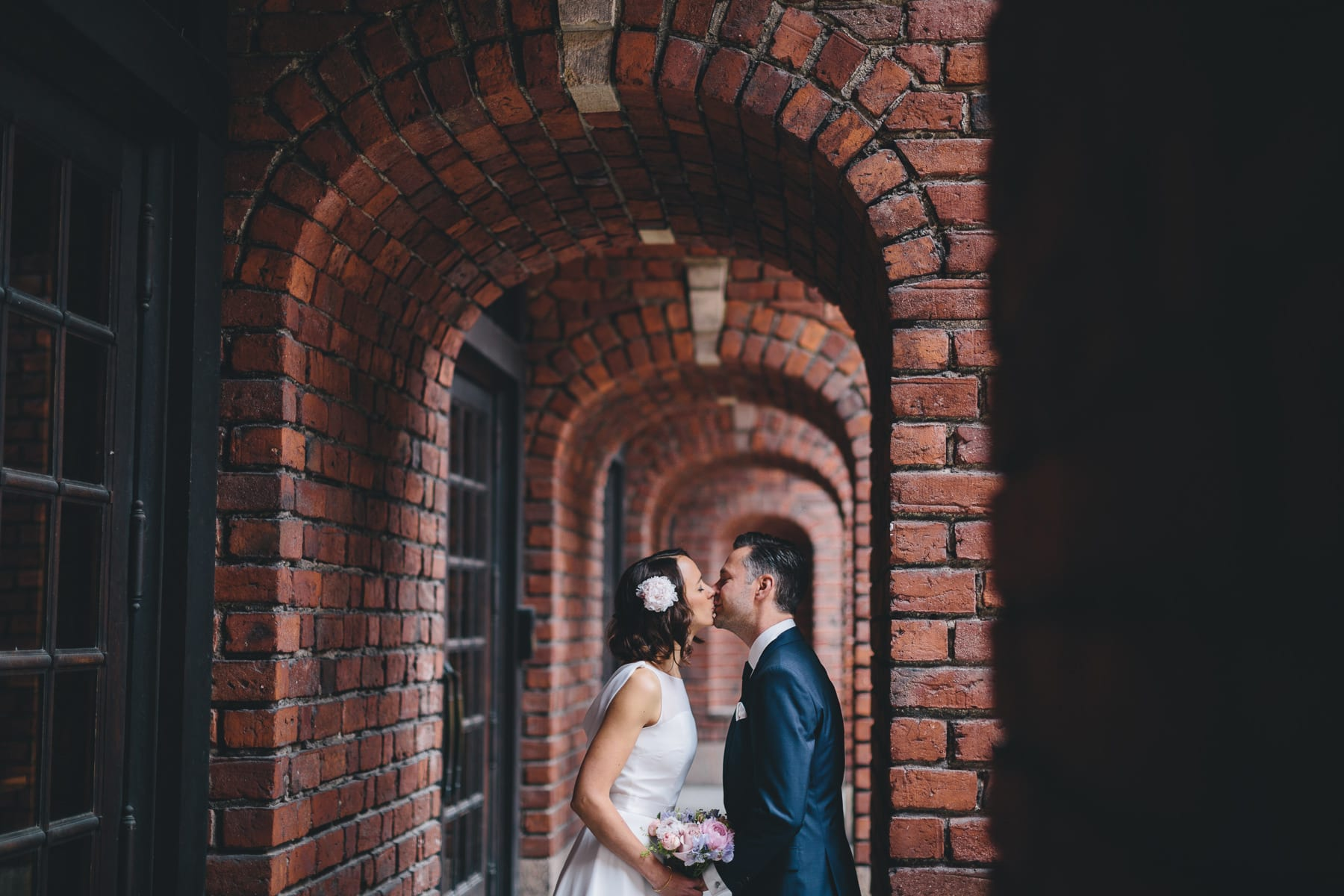 Stockholms Stadshus vigsel bröllopsfotograf