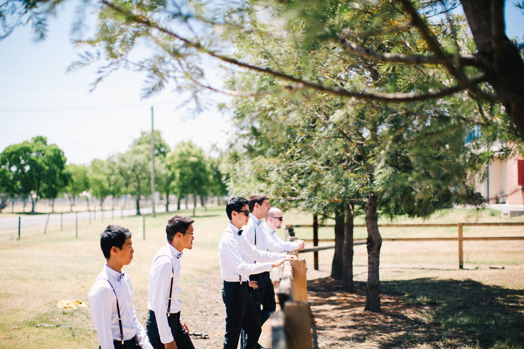 wedding photographer richmond horses country