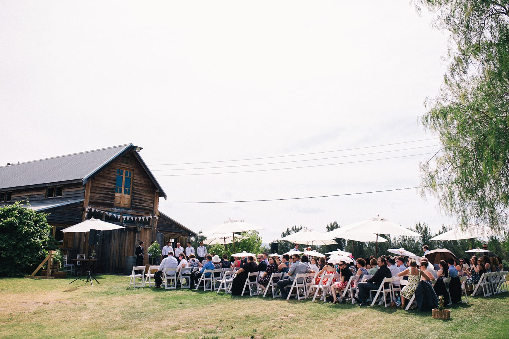sydney polo club barn wedding