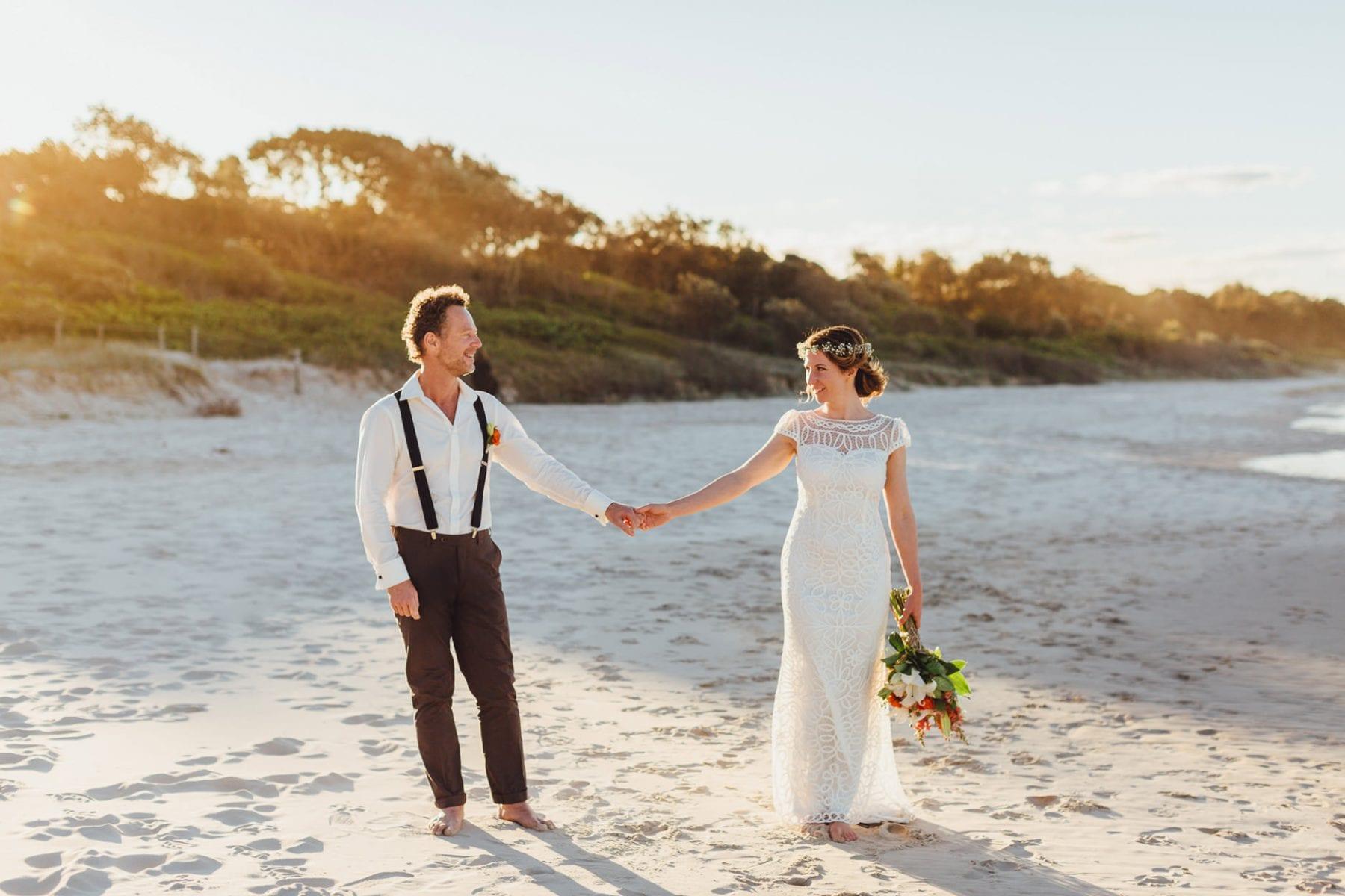 strandbrollop australien vigsel destination wedding