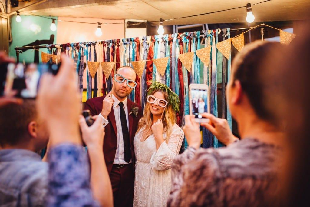YVETTE & TRENT'S LOVELY DIY BACKYARD WEDDING