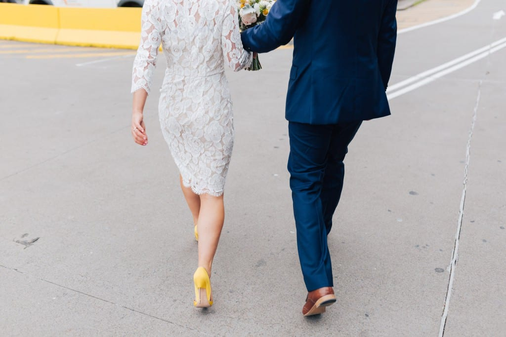 A SYDNEY REGISTRY ELOPEMENT
