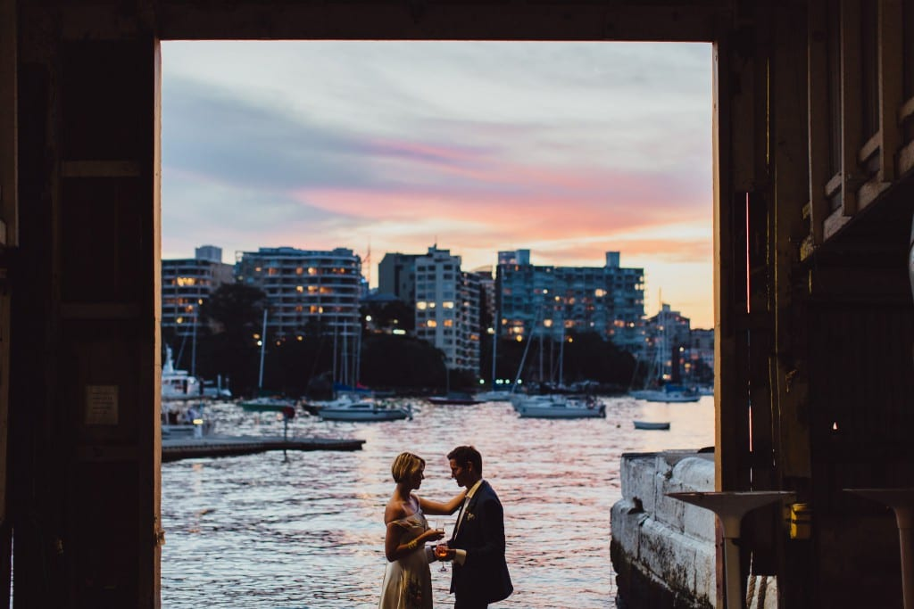 IAN AND HAYLEY'S COLOURFUL WEDDING IN MCKELL PARK + RANSA SAILINGCLUB