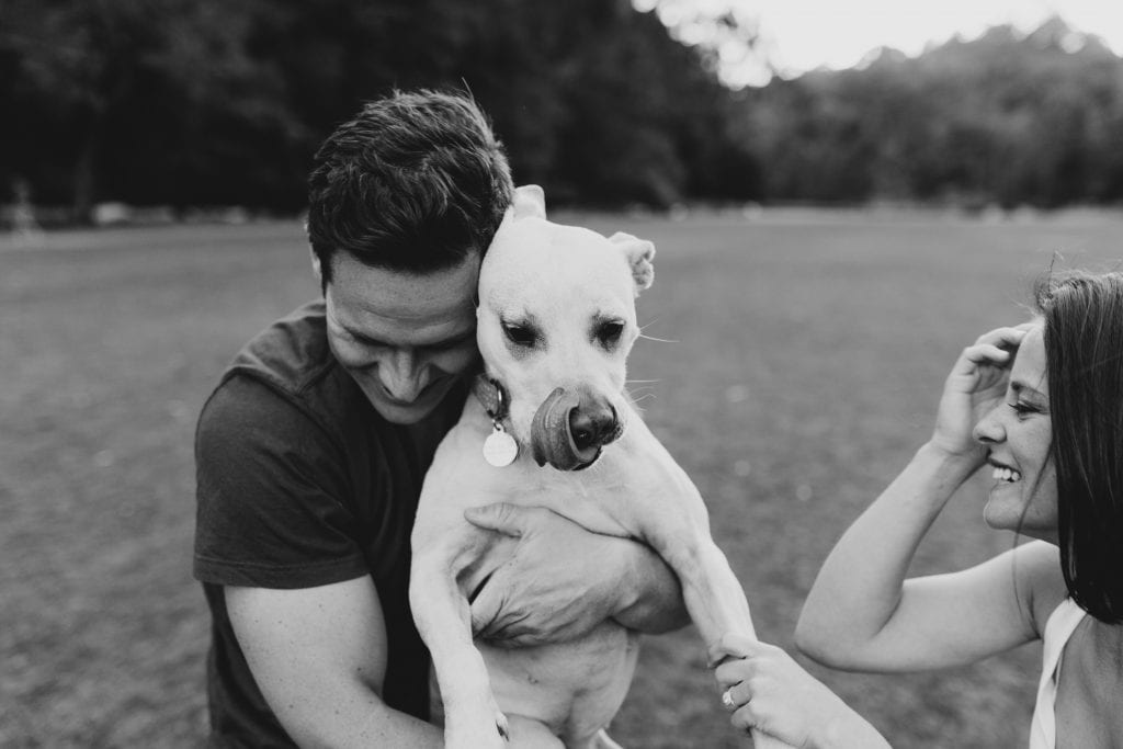 MADDY AND JAMES' COUPLE / PET PHOGOTRAPHY SESSION