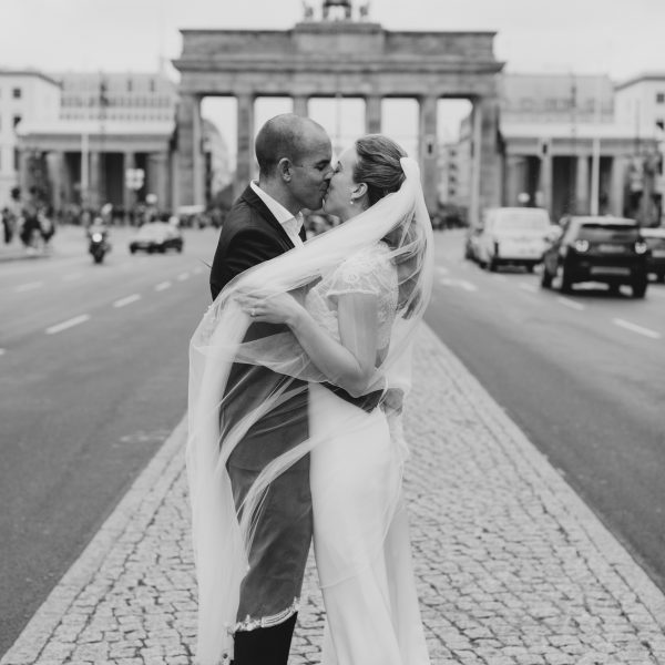 ROSE + MITCH'S BERLIN WEDDING ADVENTURES